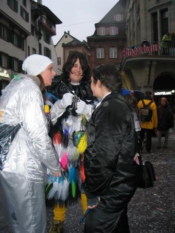 Jungi Garde Fasnacht 2009