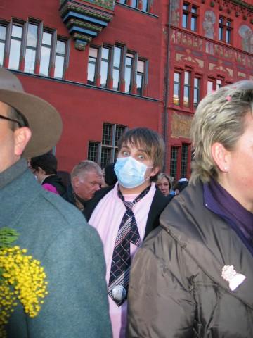 Jungi Garde Fasnacht 2010