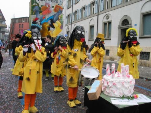Jungi Garde Fasnacht 2011